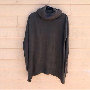 Sweet Romeo Oversized Cowl Neck Sweater